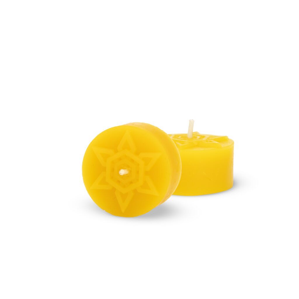 Silicone mould  - Hexagon tealight