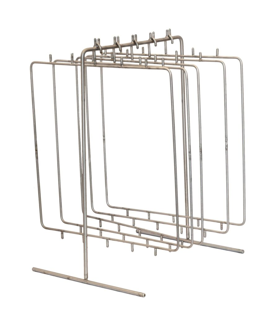 Hanger for candle production(5 pcs) with stand