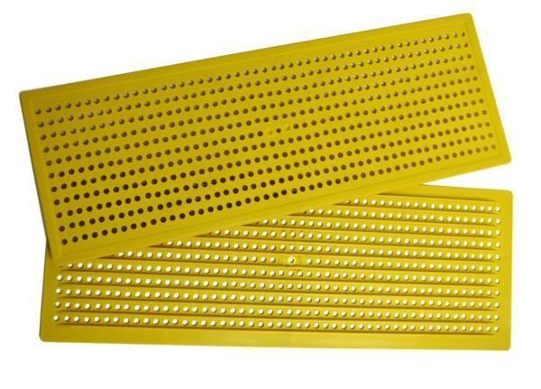 Pollen trap (408 × 148 mm)