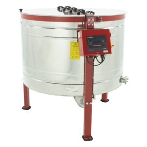 Radial honey extractor