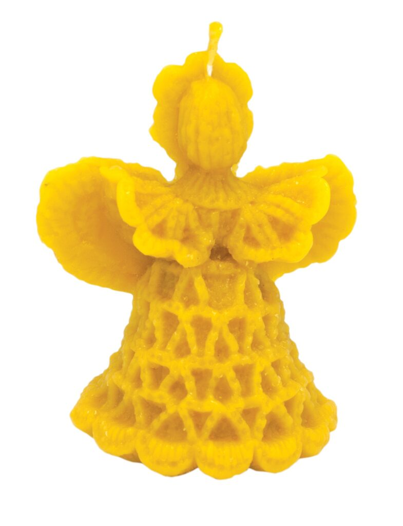 Silicon mould – Angel with lace