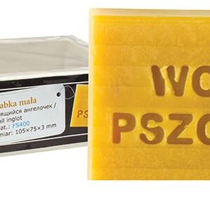 Silicon mould – Beeswax - Bar 0
