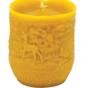 Silicon mould – Candle with winter landscape