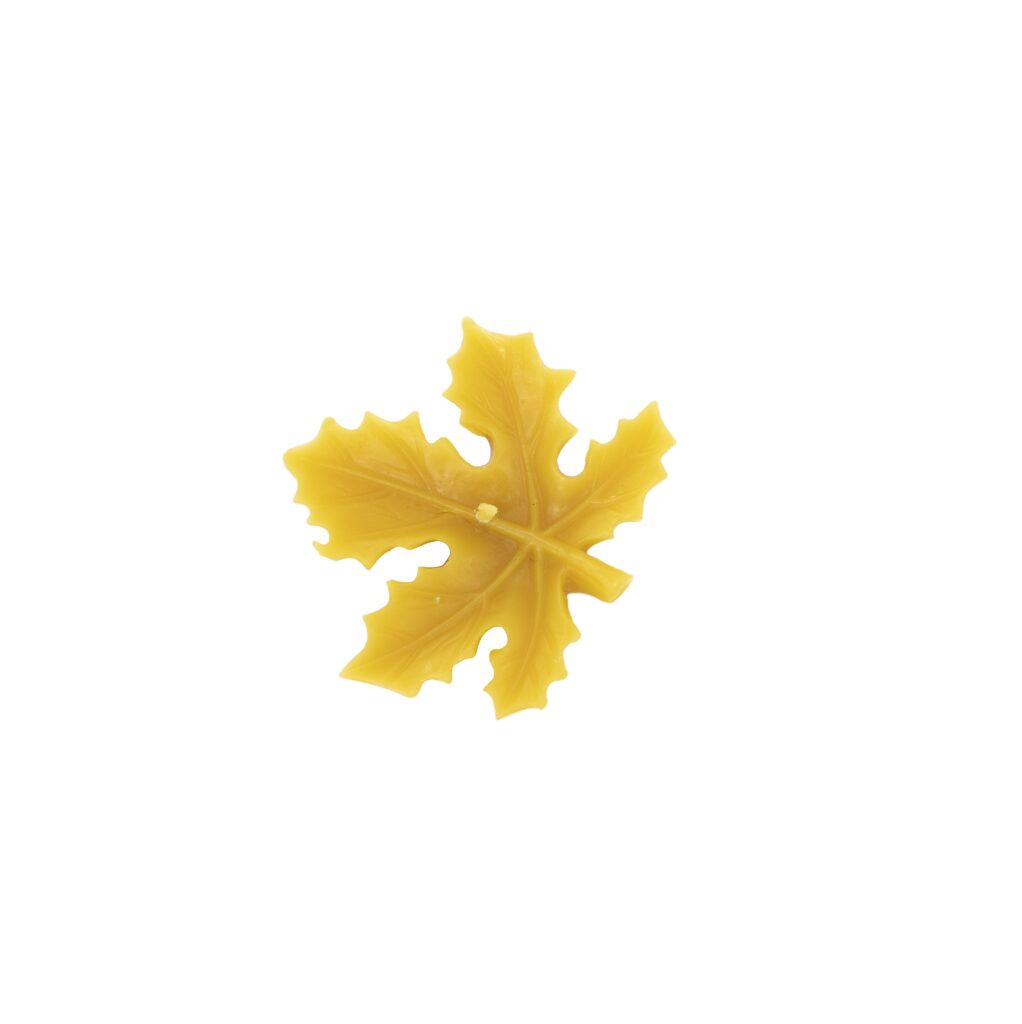 Silicone mould - Maple leaf