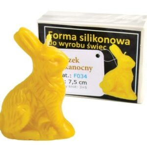 Silicone moulds: Easter rabbit (H-7