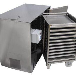 Stainless steel pollen dryer (for 30 kg of pollen)