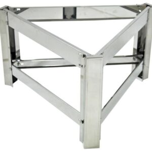 Stand for stainless settler 300 L