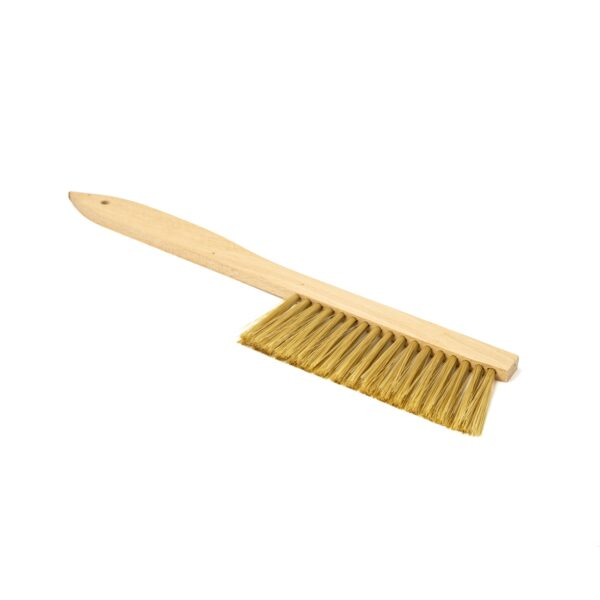 Artificial bristle brush